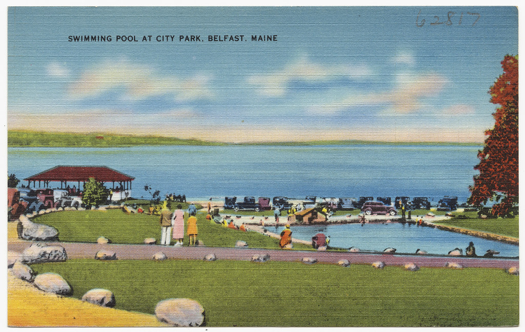 swimming pool at city park belfast maine file name 06 1 flickr
