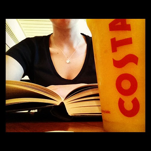 Day 182 of 365 - Reading in Costa | by No_More_Rain