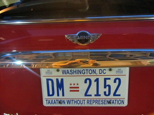 DC Plate | by Sean_Marshall