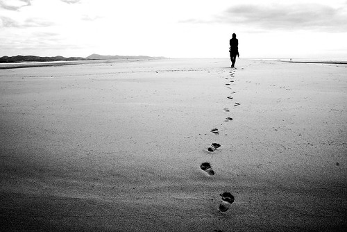 Footprints | by .chourmo.