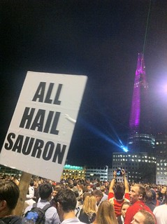 ALL HAIL SAURON | by Phil Gyford