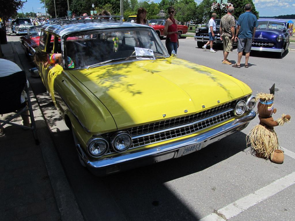 Port Perry Classic Car Show