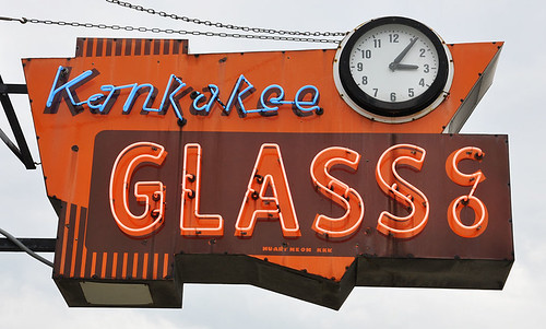 Kankakee Glass Co. | by RoadsideArchitecture.com