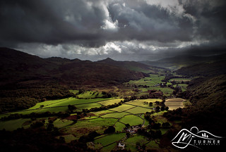 Dunnerdale from Wallowbarrow Crag | by ►►M J Turner Photography ◄◄