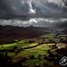 Dunnerdale from Wallowbarrow Crag
