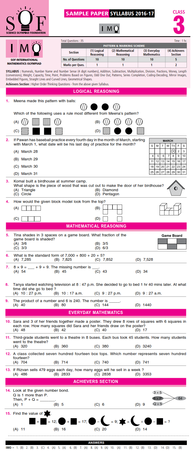 green olympiad sample paper Green olympiad answer key 2018:-green olympiad is an online written examination that has conducted under the guidance of indian govt this entrance exam is conducted by the energy and resource institute that has been established in 1999 candidates, who want to apply for green olympiad exam, must have enrolled in any recognized school.