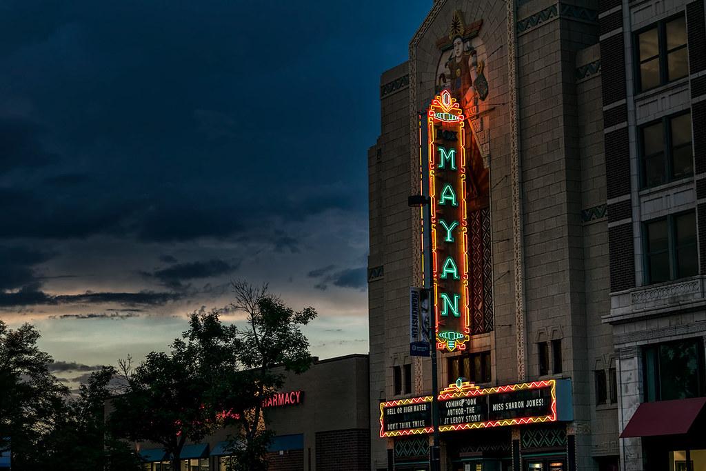 Mayan Theatre, Denver CO