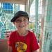 Eli on Deno's Wonder Wheel, Coney Island