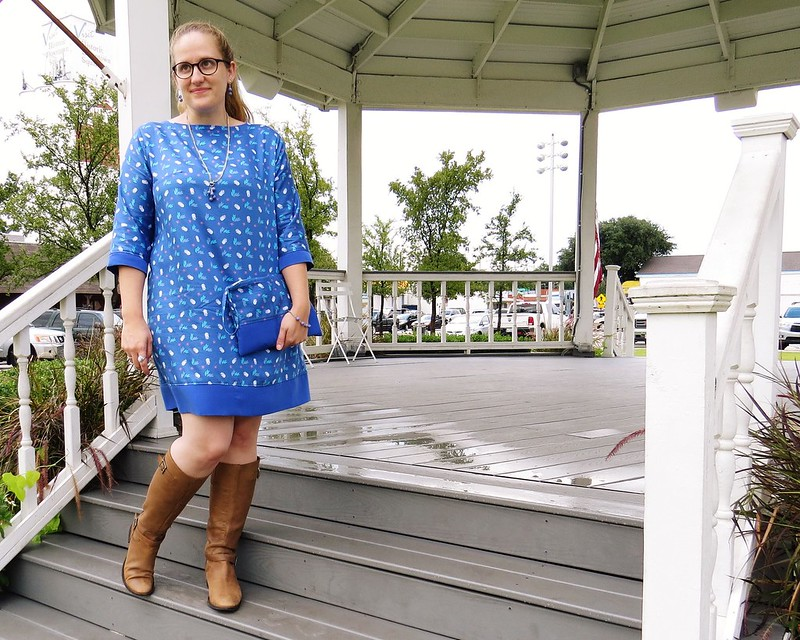 Refashion Runway: Riverside Blue
