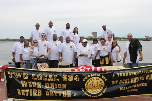 TWU Local 234 Labor Day Parade 2016