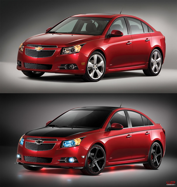 chevrolet cruze rs tuning updated flickr photo. Black Bedroom Furniture Sets. Home Design Ideas