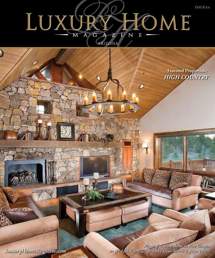 Luxury Home Magazine Arizona Issue 6 4 Click Here To