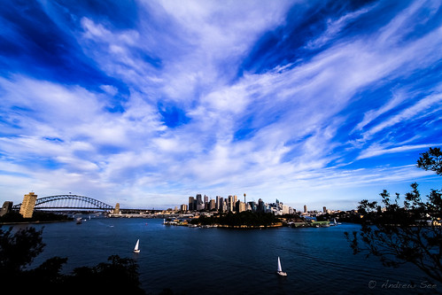 Sydney Harbour and Clouds | by Big Kahunas
