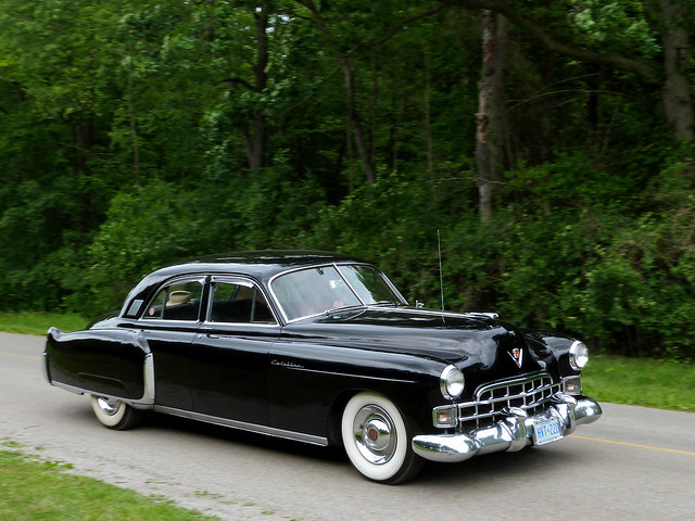 1948 Cadillac Fleetwood 2012 Fleetwood Country Cruize In