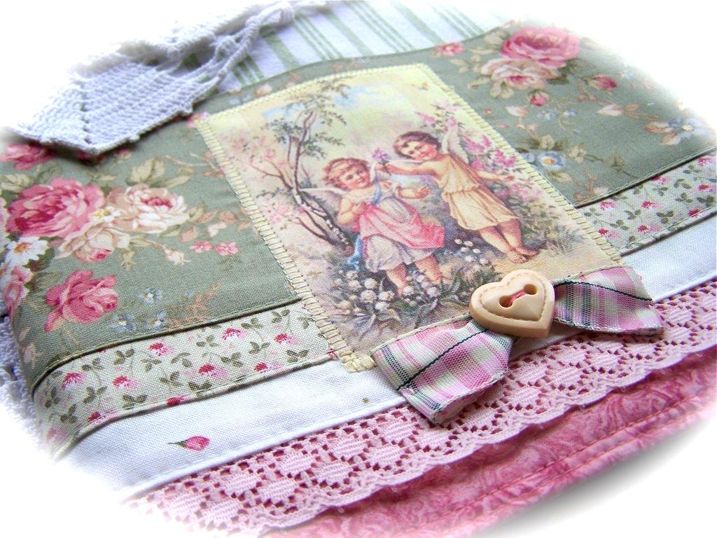 Vintage Kitchen Towel Embroidery Designs