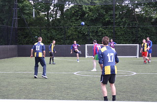 Assembly soccer game | by Sinn Féin