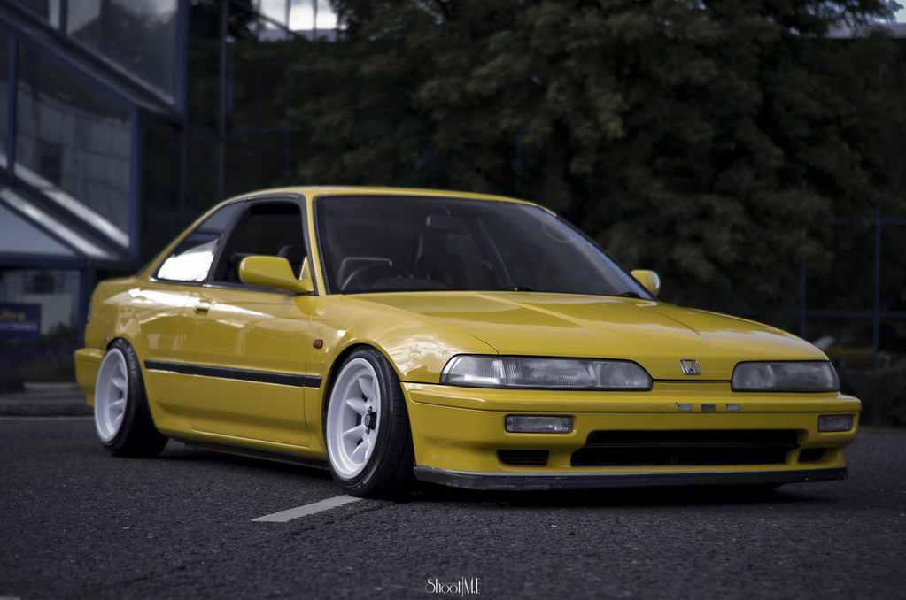 Honda Accord Forum >> DA Integra on Minilites | So my Teg is finally sitting in a … | Flickr
