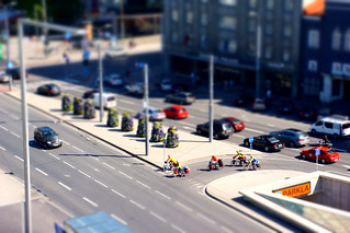 Miniature Traffic in Tallinn | by tarmo888