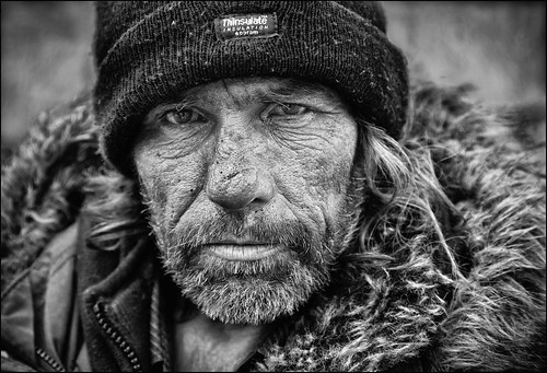 Peter is Homeless | by Mark L Edwards