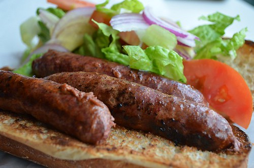 merguez sandwich | by myhalalkitchen2