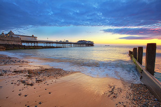 Cromer Pier | by eFRAME.co.uk