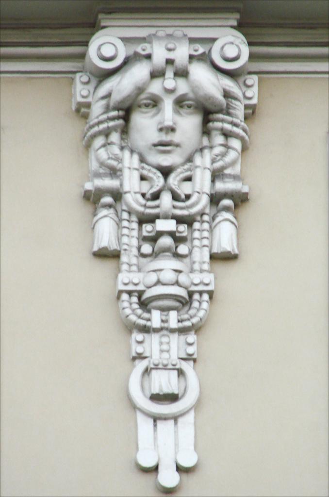 Art Decoratif De  Le Cobusier