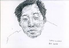 Larry H. Kang by Exilio Cósmico