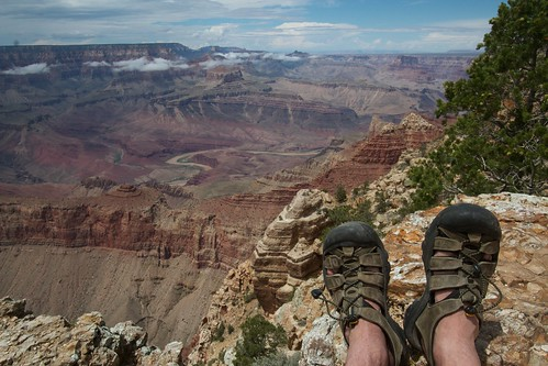 Relaxing Over the Canyon | by cogdogblog