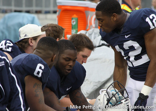 2012 Blue-White Game-100 | by Mike Pettigano