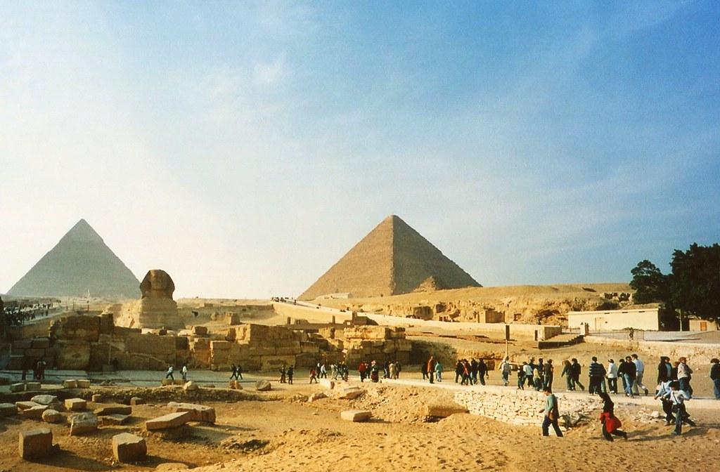 64 Giza - Egypt