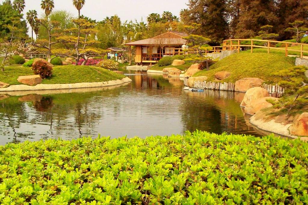 Japanese Garden Van Nuys 10 3 The Japanese Garden On Flickr