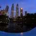 """The """"Fishy"""" Side of the Petronas Towers"""