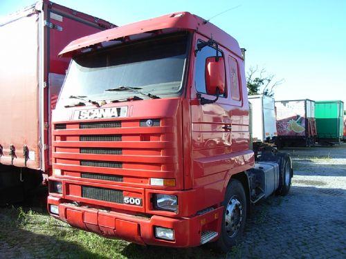 Scania 143 500 For Sale Ben Sheldrake Flickr
