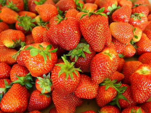 strawberries | by Fried Dough