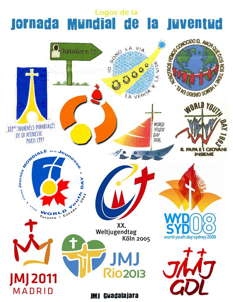 logos de la jmj logos de la jornada mundial de la