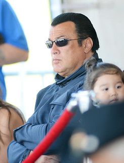 Steven Seagal | by Boaz Joseph