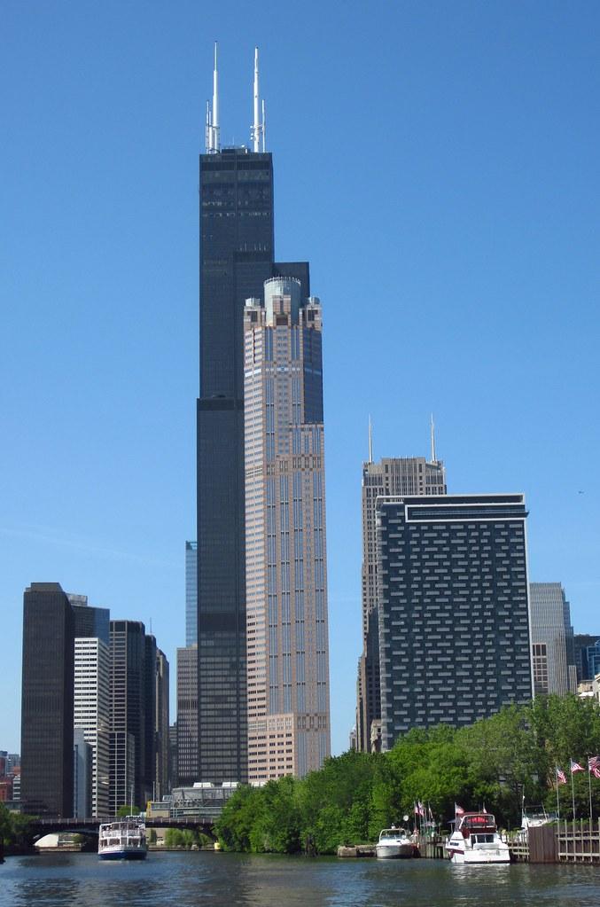 willis tower tallest building in north america 103rd floo flickr. Black Bedroom Furniture Sets. Home Design Ideas