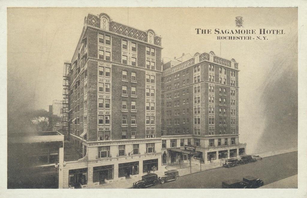 Sagamore Hotel - Rochester, New York