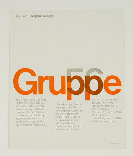 German Graphic Design | by Herb Lubalin Study Center