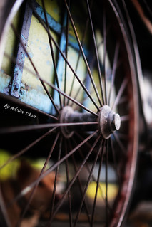 Hawker Stall Spokes | by Adrien Chan