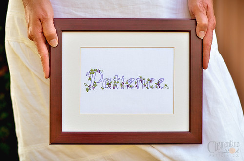 Patience by Clementine Patterns | by Simply Vintagegirl