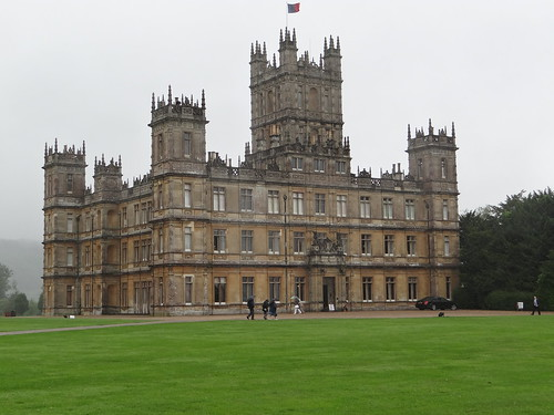 New Downton Abbey Traveling Exhibit