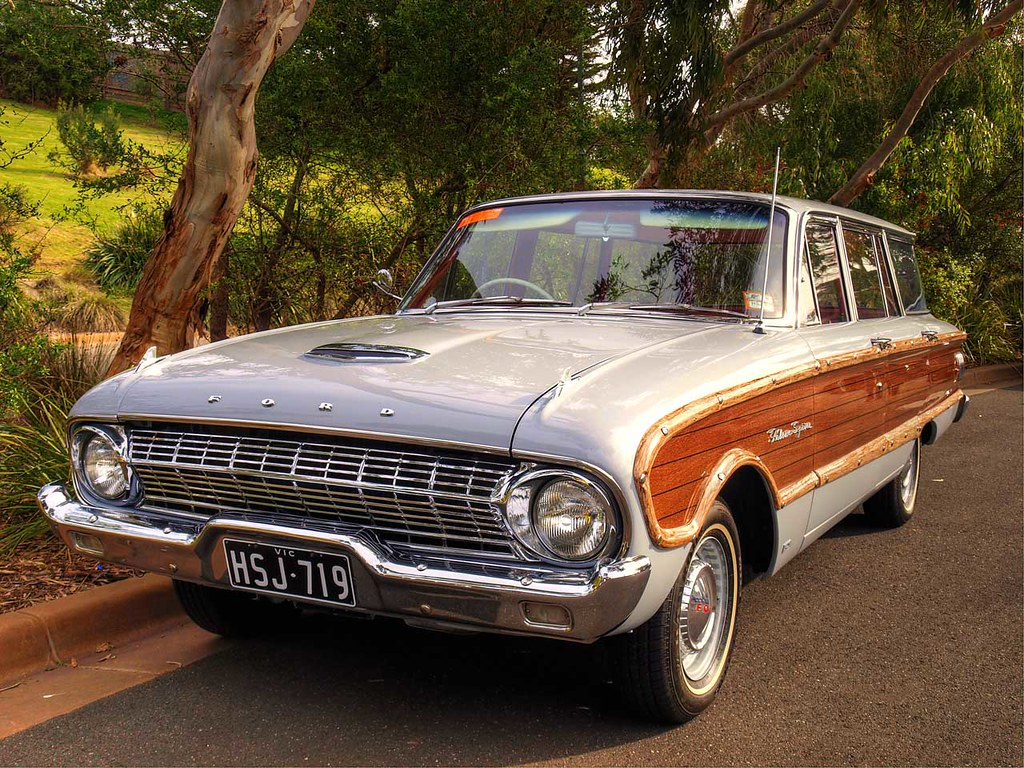 1963 Ford XL Country Squire Wagon | A very rare find! | 54 ...