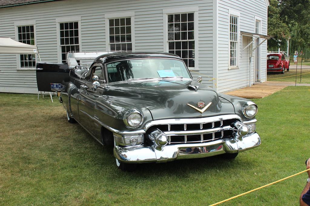 1953 Cadillac Eureka Flower Car Richard Spiegelman Flickr