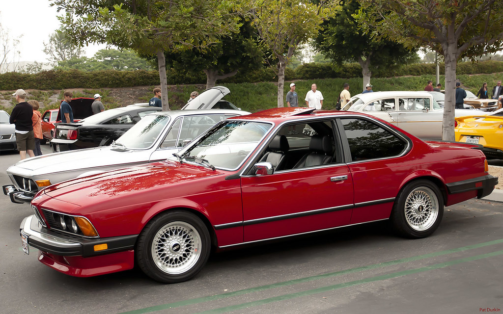 E30 Bmw Modified >> 1986 BMW 635 CSi Coupe - red - fvl   LOOKS BEST ON BLACK - P…   Flickr