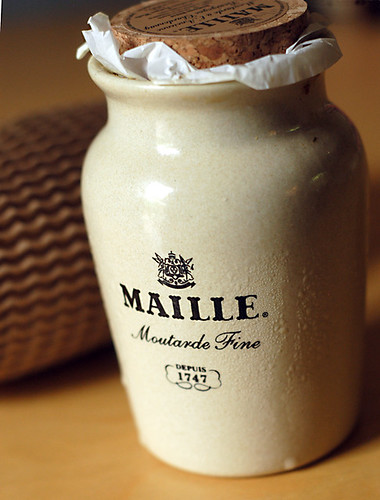 French Maille mustard1 | by The Big Shamu