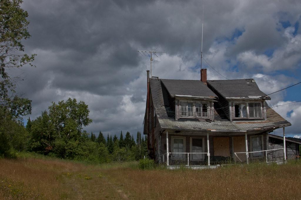 Derelict House Pittsburg Nh Anotherjoe Flickr