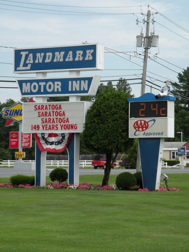 Landmark Motor Inn South Glens Falls Ny Matthew D
