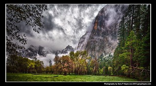 Yosemite - playing with Nik Viveza and Efex | by Gary Hayes