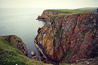 Coastal Cliffs | by Kieran Wakefield